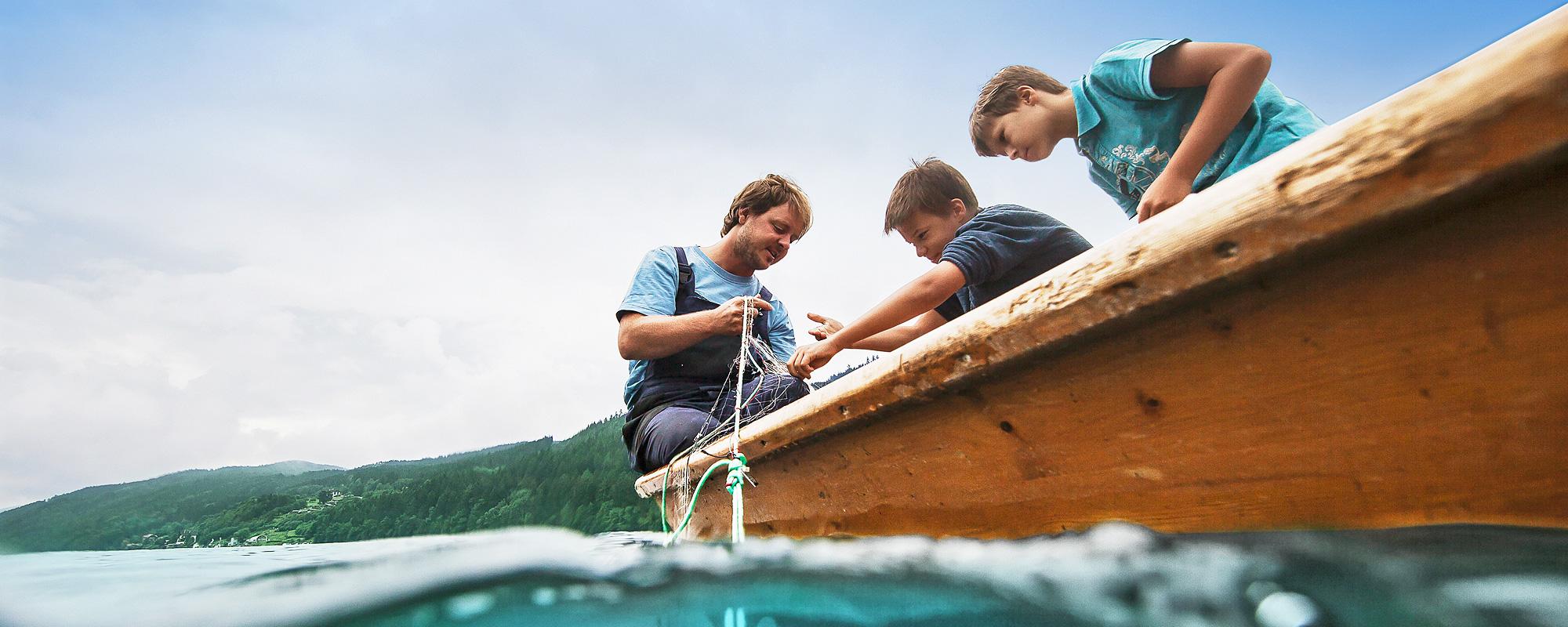 Fischen, Angeln & Sport